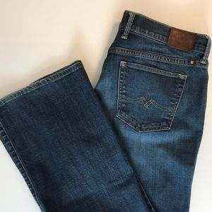 Lucky Brand Sweet n Low Bootcut Jeans EUC
